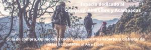 Camping, Aire Libre y Acampadas