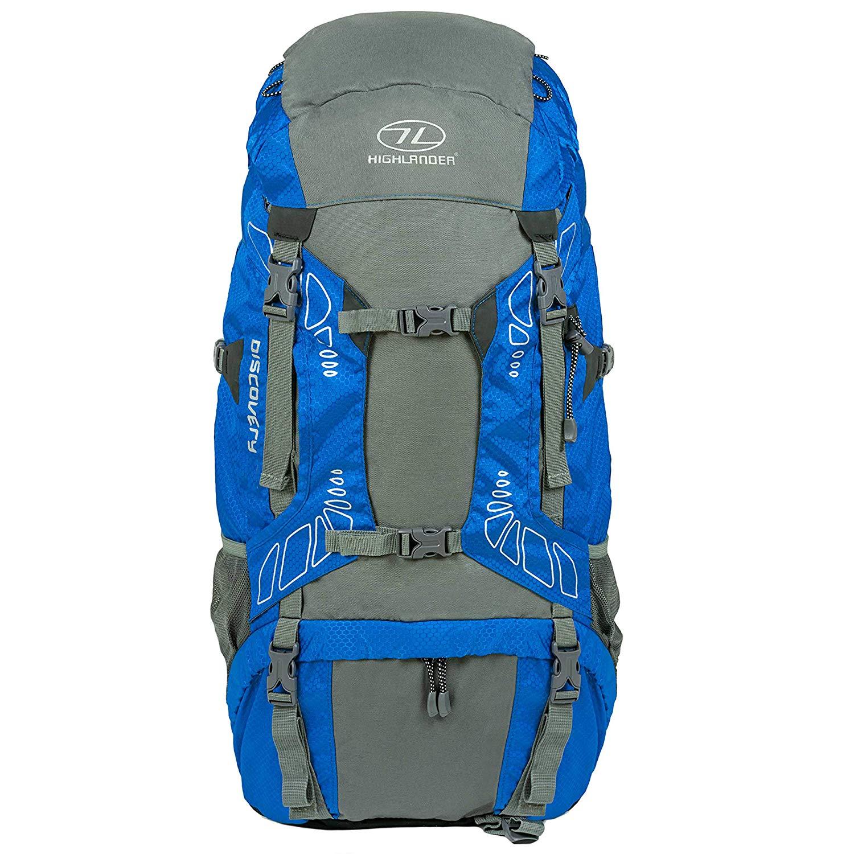 Highlander mochila de montaña