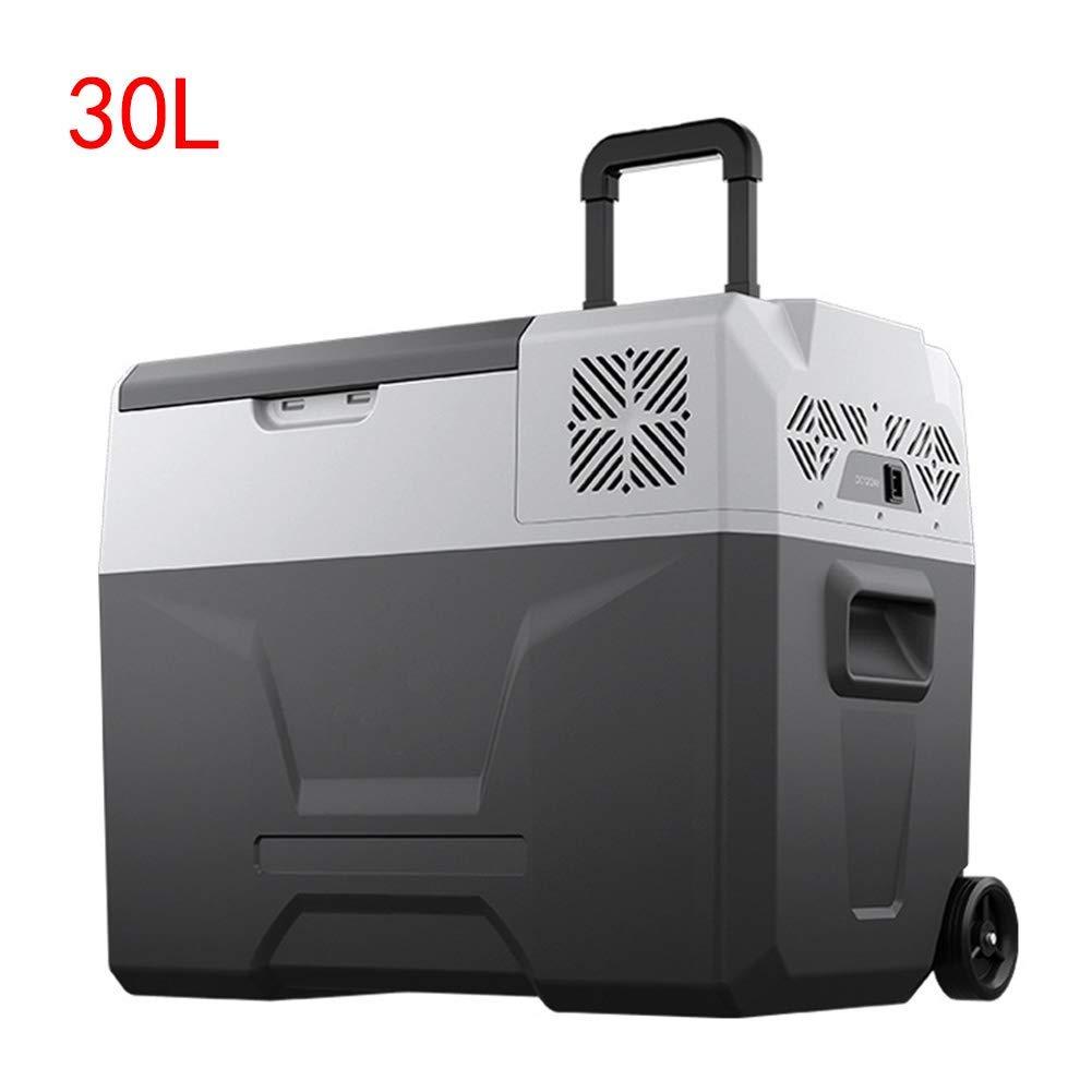 Nevera portátil con ruedas 30 litros