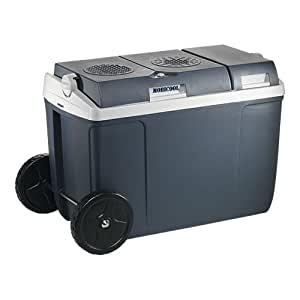 Nevera portátil con ruedas 37 litros
