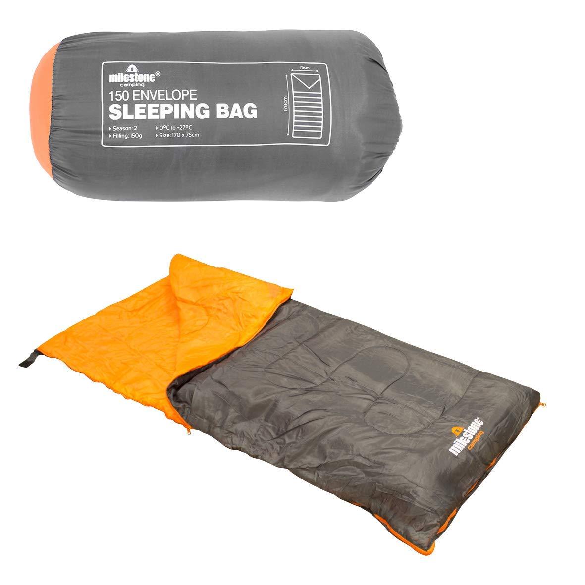 Saco de dormir Milestone Camping