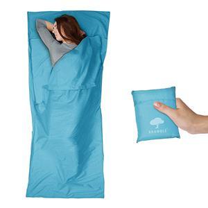 Saco de dormir ultraligero Hostal, camping, Acampadas P