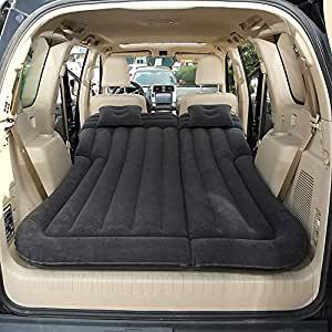 colchón hinchable para coche I