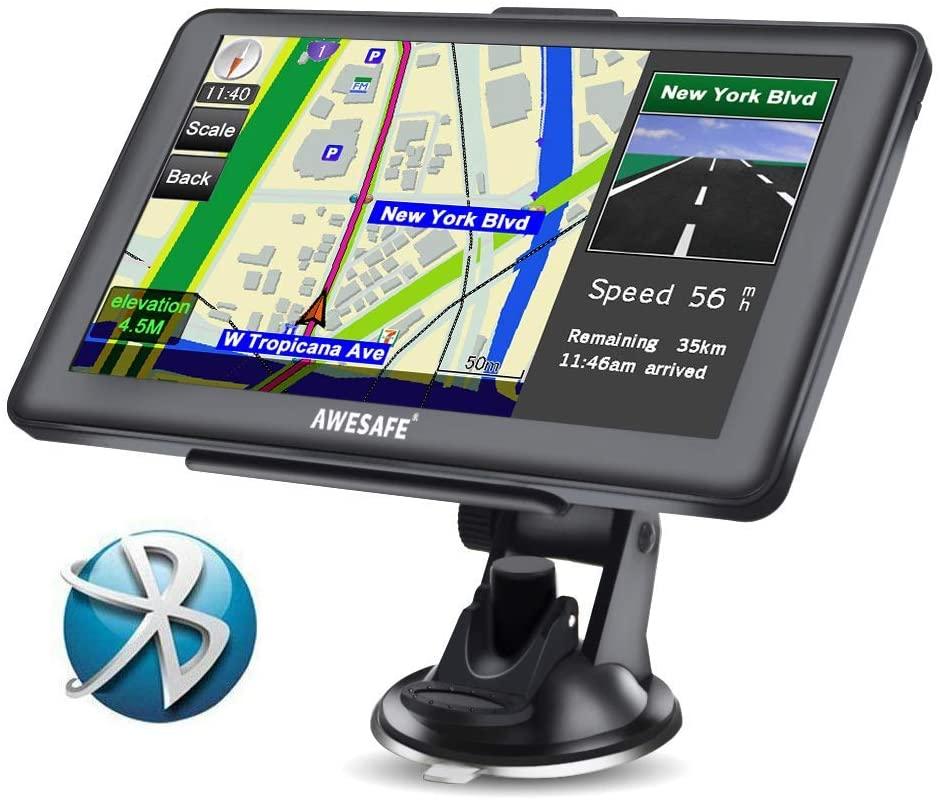 Awesafe GPS para coche