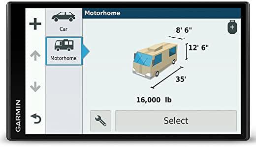 Garmin Camper 770 GPS