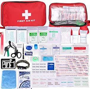 Kit supervivencia y primeros auxilios