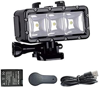 Linternas alta potencia recargable LED