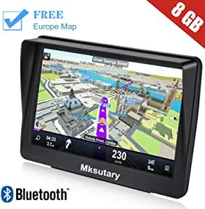 Mksutary GPS
