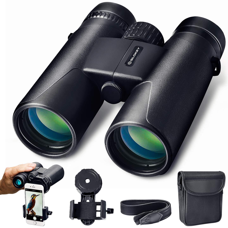 Prismático Slokey 10x42 binoculares