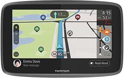 TomTom Go Camper GPS