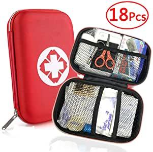 kit de supervivencia Janny y primeros auxilios