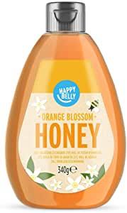 Miel. Comida de camping
