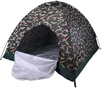 Tienda para 4 personas - aire libre - camping